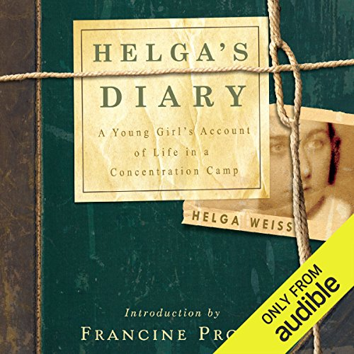 Helga's Diary audiobook cover art