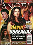 Official Angel Magazine #7 ~ Charisma Carpenter/ David Boreanaz~ Jan/feb 2005