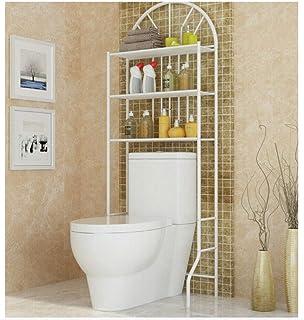 ebtools mueble estantería parte superior baño WC 3estanterías mueble de almacenaje para cuarto de baño (capacidad de carg...