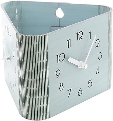AMS T163/Quartz Horloge de Table /à Pendule Bois Multicolore 30/x 24/x 12/cm