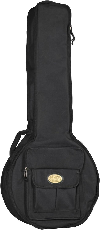 Superior C-269T Trailpak Elegant II half Tenor Banjo Gig Resonator Bag