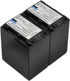 BTBAI Compatible Battery NP-FH100 for Sony npfh100 np-fh70 np-fh120 np-fh30 np-fh40 np-fh60 np-fh50 npfh100 npfh120 npfh30...