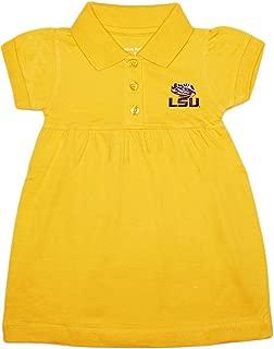 Louisiana State University LSU Tiger Eye Polo Dress