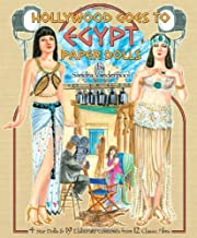 Hollywood Goes to Egypt Paper Dolls: 4 Star Dolls and 19 Elaborate Costumes from 12 Classic Films