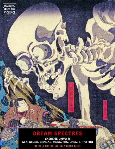 Hunter, J: Dream Spectres (Ukiyo-e Master, Band 8)