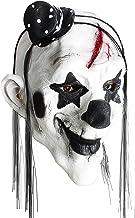 OWUDE Scary Clown Mask, Halloween Horror Creepy Latex Masks Dressing Costume Cosplay
