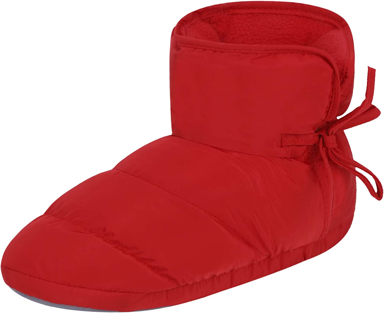 Unisex Snug Sneakers Women Men Winter Warm Home Slippers Slides One Size Shoes
