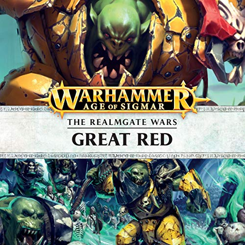 Great Red     Age of Sigmar: Knights of Vengeance, Book 3              Autor:                                                                                                                                 David Guymer                               Sprecher:                                                                                                                                 Gareth Armstrong,                                                                                        John Banks,                                                                                        Ian Brooker,                   und andere                 Spieldauer: 1 Std. und 13 Min.     Noch nicht bewertet     Gesamt 0,0