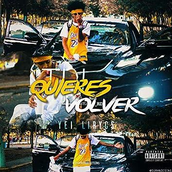 Tu Quieres Volver (feat. Hilario)