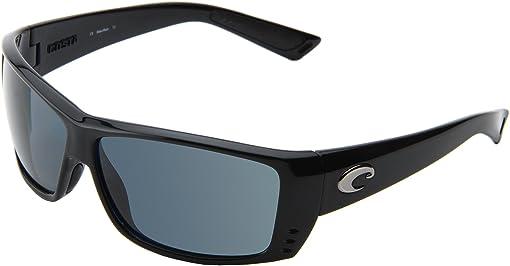 Black/Gray 580 Plastic Lens
