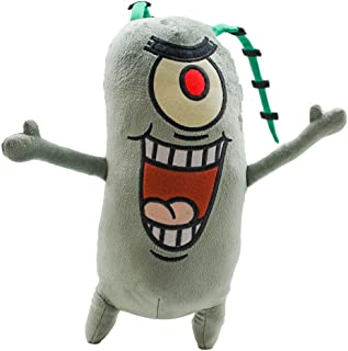 Nickelodeon Universe Spongebob Squarepants Plankton Plush