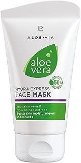 LR ALOE VIA Aloe Vera Express Feuchtigkeits- Gesichtsmaske 75 ml