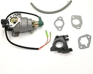 Cancanle Full Set of Nut Bolt Screw Locating Dowel for Honda GX390 GX270 GX240 GX420 Engine of Water Pump Generator Motor