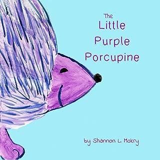 purple porcupine