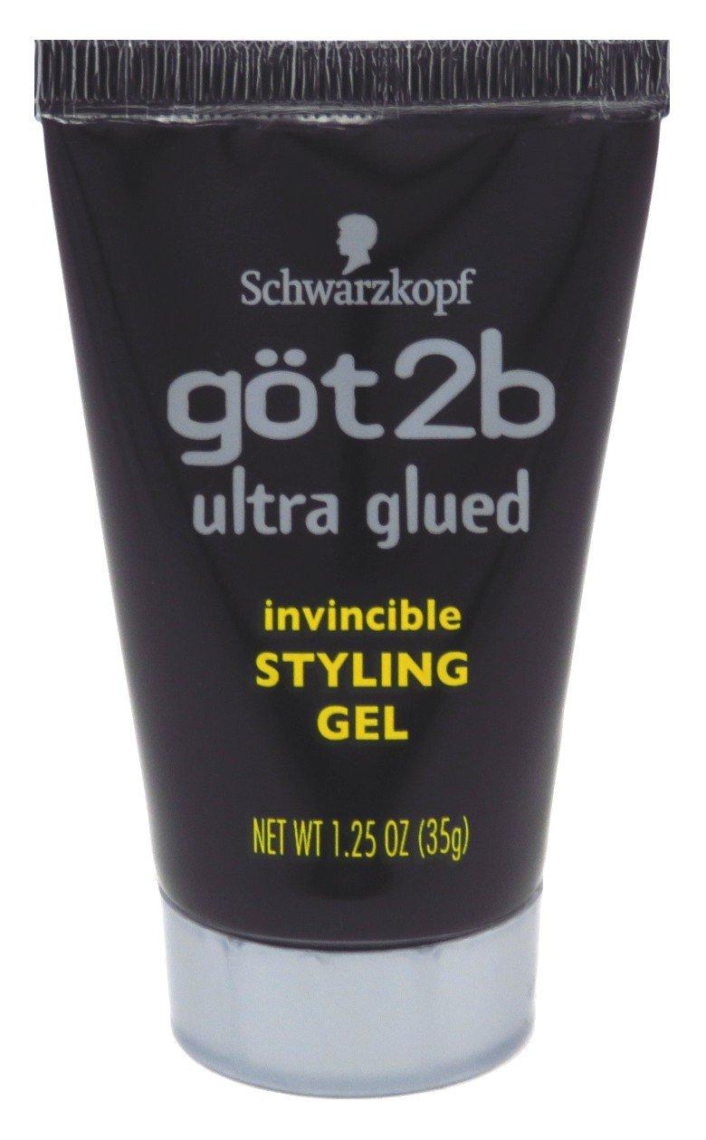 got2b Ultra Glued Invincible Styling Gel 1.25 oz Ranking TOP4 Pa National uniform free shipping Hair 12