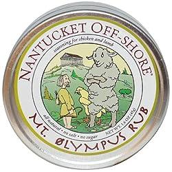 Nantucket Off-Shore Mt Olympus Rub 16 Ounce Tins