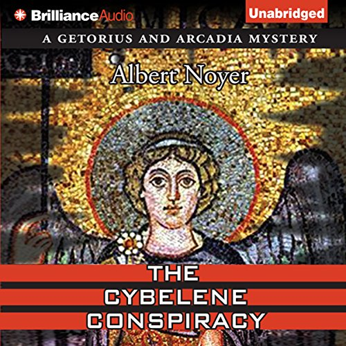 The Cybelene Conspiracy audiobook cover art