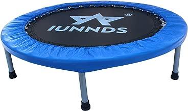 Sports God Indoor Foldable Trampoline for Age 8+, Fitness Trampoline for Adult