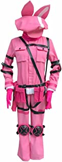 Hot Sword Art Online Alternative GGO Cosplay Gun Gale Online Llenn Costume