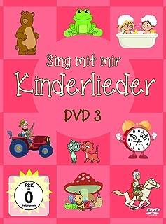 Kalle Klang-Sing Mit Mir Kinderlieder,DVD Vol.3 [Italia]