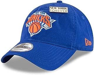 New Era New York Knicks 2018 NBA Draft Cap 9Twenty Adjustable Dad's Hat- Royal
