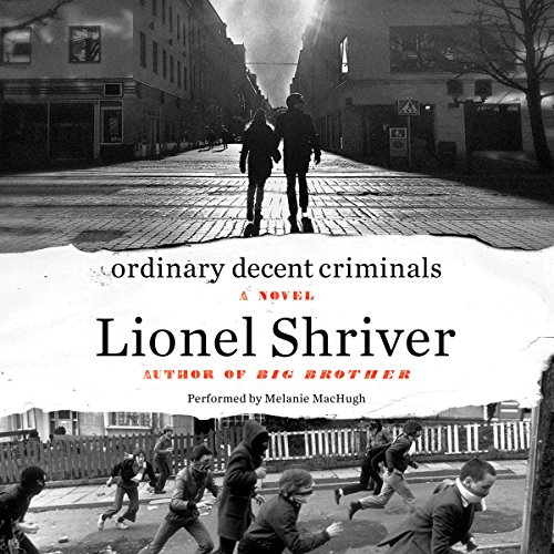 Ordinary Decent Criminals audiobook cover art