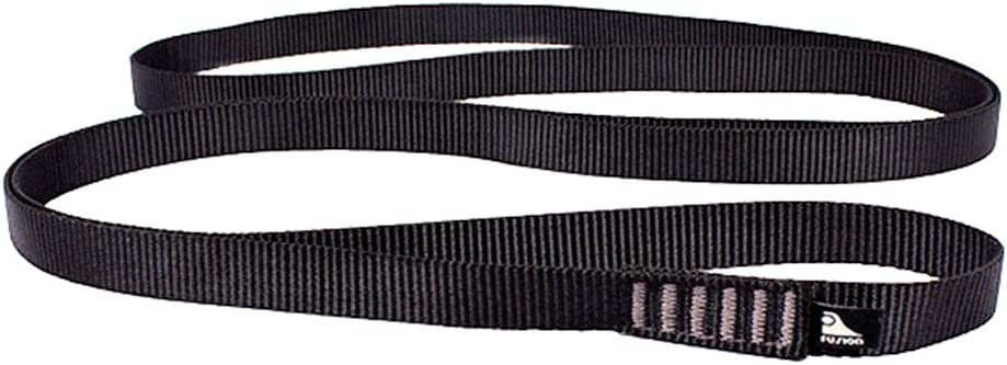 Fusion Climb Quickdraw Runner 5000 Loop Rated lbs Genuine Free Shipping Stitched Nylon Max 45% OFF