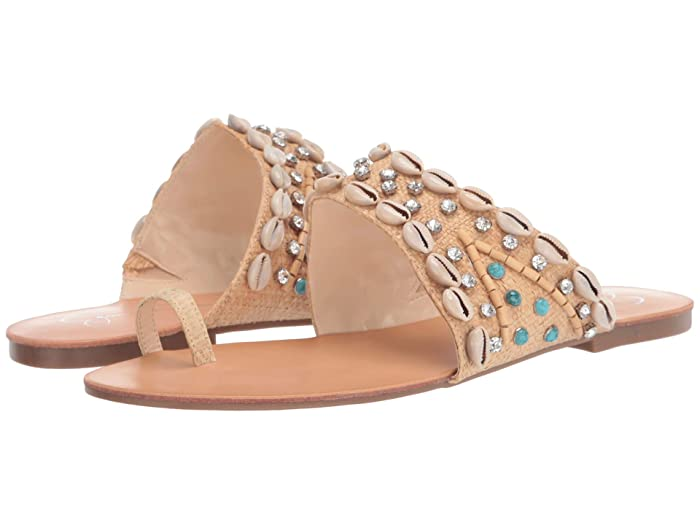 Jessica Simpson  Abira (Natural) Womens Shoes