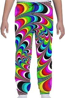Yesbnow Pantalones de chándal para jóvenes Pantalones Deportivos para Correr o Loungewear, Pantalones de chándal de Arte p...
