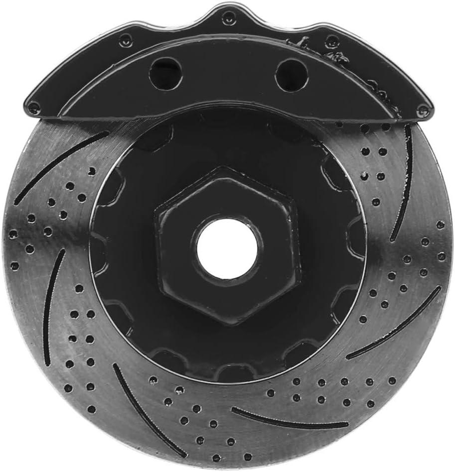 VGEBY 4 PCS Metal Simulation Brake Disc Calipers for 1//10 Traxxas TRX4 TRX6 RC Series Car RC Car Accessory