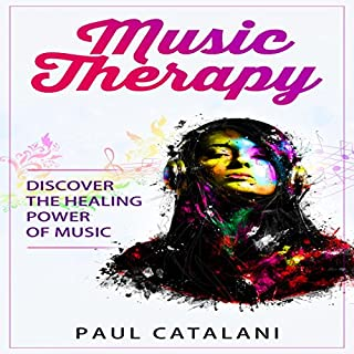 Music Therapy audiobook cover art
