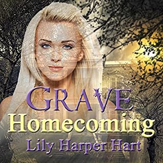 Grave Homecoming     A Maddie Graves Mystery Book 1              By:                                                                                                                                 Lily Harper Hart                               Narrated by:                                                                                                                                 Laura Jennings                      Length: 6 hrs and 43 mins     73 ratings     Overall 4.2