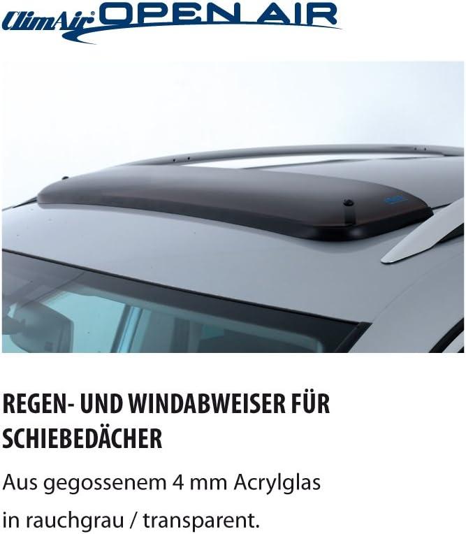 2021 Max 71% OFF model ClimAir CLI0055187 Roof Open-Air Deflector