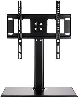 CIKO Podstawa TV (81-183 cm) uniwersalny stojak na telewizor biurkowy, bez wiercenia wieszak na telewizor, piękna i modna ...