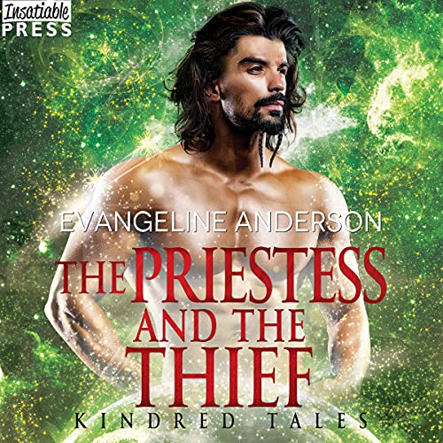 The Priestess and the Thief cover art
