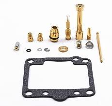 Carbman Carburetor Carb Repair Rebuild Jet Seal Kit for Suzuki LS650 Boulevard S40