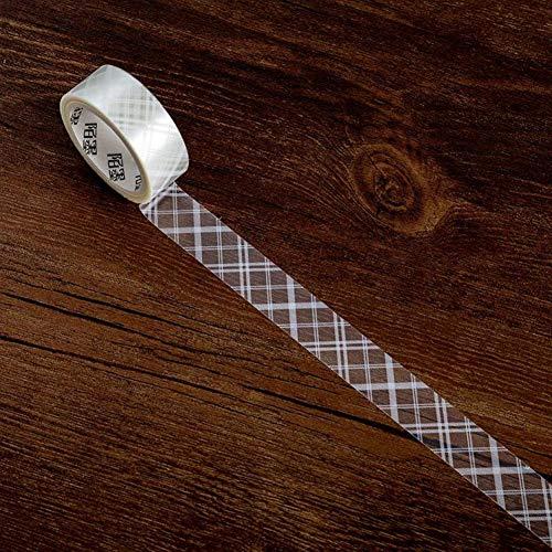 X1Z9B0 BandVintage Wald Geschichte Pet Washi Masking Tape Set Scrapbooking Aufkleber Dekoration Band Für Schule Büro DIY Kunsthandwerk, A
