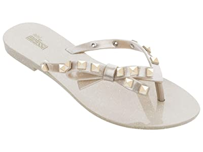 Mini Melissa Harmonic Studs INF (Little Kid/Big Kid) (Gold Twinkle) Girl