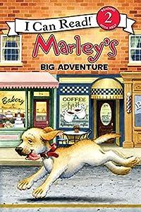 Marley: Marley's Big Adventure (I Can Read Level 2)