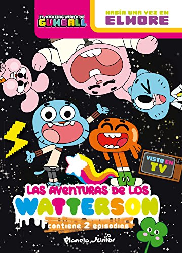 Gumball. Las aventuras de los Watterson: Había una vez en Elmore- Contiene 2 episodios