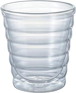 Hario VCG 1 del glas kaffeglas 10oz genomskinlig