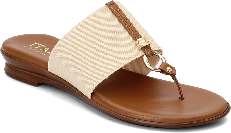 Popular popular ITALIAN SHOEMAKERS Women's Sandal Max 49% OFF Selah