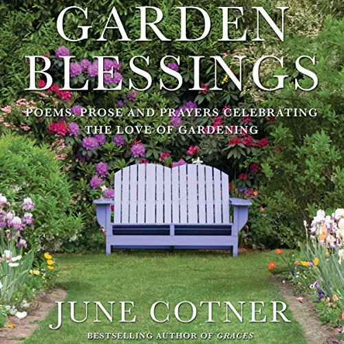 Garden Blessings audiobook cover art