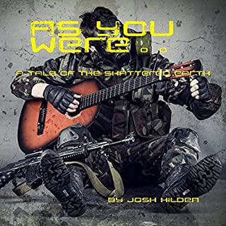 As You Were.... audiobook cover art