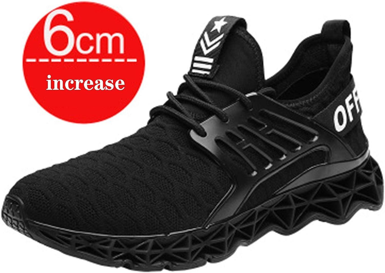 FAN Men'S shoes Add Height Running shoes