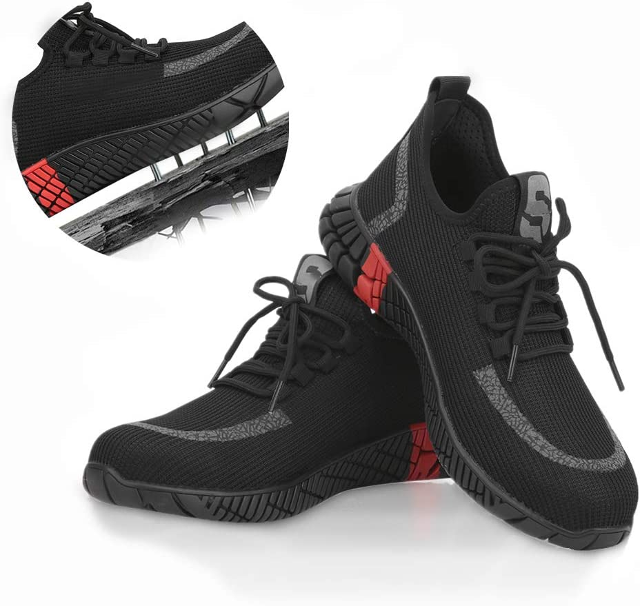 Men's Safety Shoes Protective Super beauty product restock quality top! Popular product Constructi Industrial Work