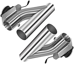 3 electric exhaust cutout