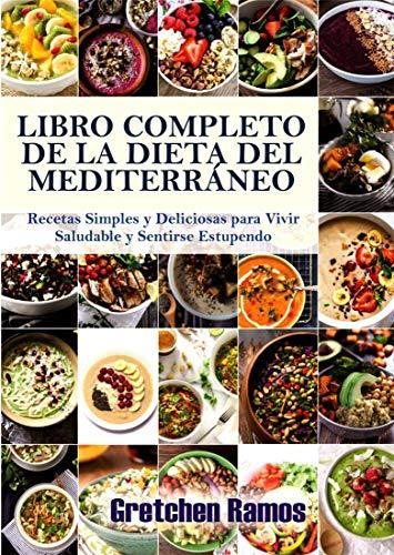 El libro de cocina completo de la dieta del Mediterráneo