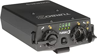 Quantum T3US Turbo 3 325v NiMH Rechargeable Battery Power Pack ( For use with Canon, Nikon and other Cameras )