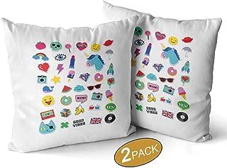 Best rocket emoji pillow Reviews